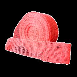 Формовочная сетка красная 100 мм 5 м