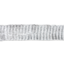 Формовочная сетка белая 125 мм 5 м