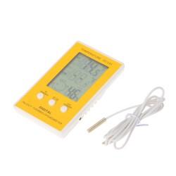 Цифровой термометр-гигрометр DC105 с выносным датчиком