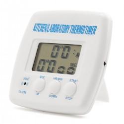 Термометр-таймер TA-238 с выносным датчиком